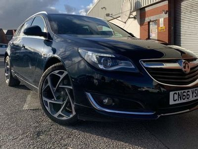 used Vauxhall Insignia 1.6 CDTi SRi Vx-line Nav 5dr [Start Stop]