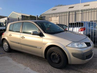 used Renault Mégane 1.6 VVT Expression Proactive 5dr