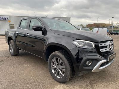 used Mercedes E250 X Class d 4Matic Power Double Cab Pickup Auto Double Cab Pick-up, 2019, not known, 4681 miles.