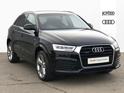 used Audi Q3 2017 Boston 2.0 TDI [184] Quattro S Line Plus 5dr