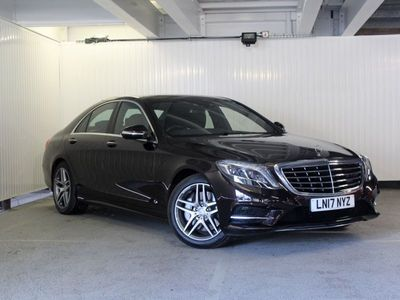 used Mercedes S350 S-ClassAmg Line 4Dr 9G-Tronic