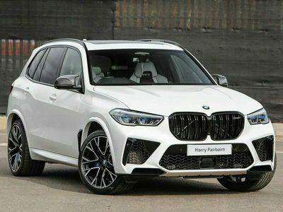 used BMW X5 M X5 M xDriveCompetition 5dr Step Auto