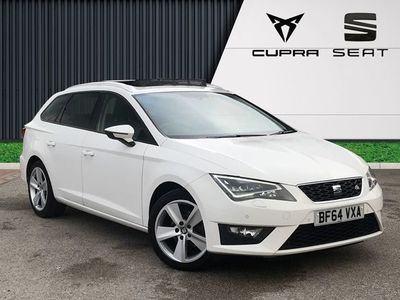 used Seat Leon 2014 Huddersfield 2.0 TDI FR 5DR TECHNOLOGY PACK