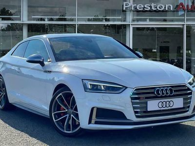 used Audi A5 Coup- 3.0 TFSI quattro 354 PS tiptronic