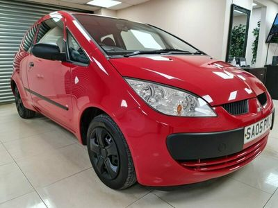 used Mitsubishi Colt 1.1 Red 3dr