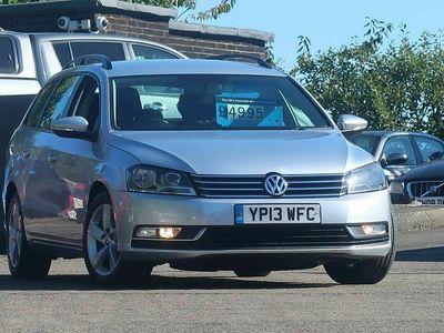 used VW Passat 2.0 TDI BlueMotion Tech S 5dr
