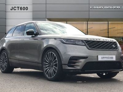used Land Rover Range Rover Velar 3.0 D300 First Edition 5dr Auto diesel estate