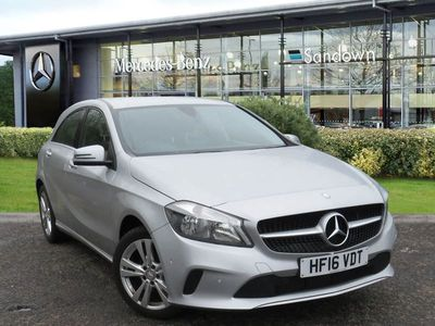 used Mercedes A180 A CLASS 2016 PooleD SPORT EXECUTIVE