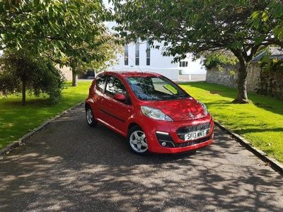 used Peugeot 107 1.0 Allure 3dr