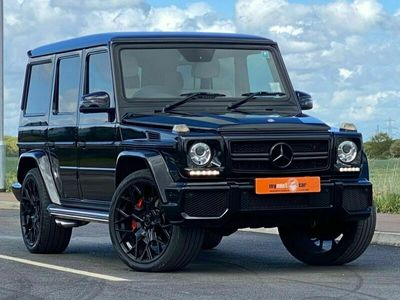 used Mercedes G63 AMG G-Class 5.5AMG 5d AUTO 544 BHP APPLY FOR FINANCE ON OUR WEBSITE