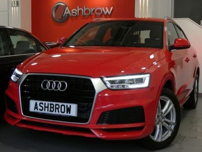 used Audi Q3 2.0 TDI S LINE EDITION 5d 150 S/S ELECTRIC BOOT POWER FOLDING MIRRORS