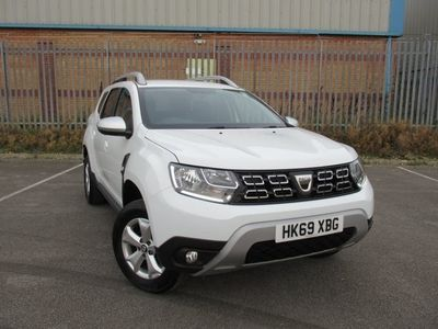 used Dacia Duster 1.3 Tce 130PS Comfort 5dr