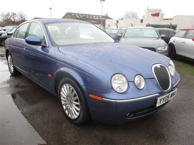 used Jaguar S-Type 2.5 V6 4d 201 BHP 4-Door