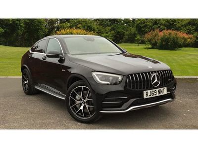 used Mercedes GLC43 AMG Glc Coupe4Matic Premium 5dr 9G-Tronic Petrol Estate Glc amg coupe