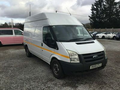 used Ford Transit High Roof Van TDCi 115ps, 2009 (59)