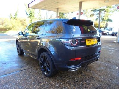 used Land Rover Discovery Sport 2.0TD4 (180ps) 4X4 HSE Dynamic Lux (s/s) Station Wagon 5d 1999cc Auto