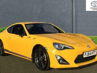 used Toyota GT86 2.0 Giallo 3-Dr
