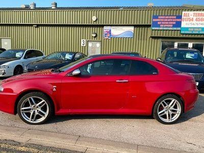 used Alfa Romeo GT Coupe 1.9 JTDm 16V Cloverleaf 2d
