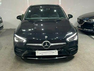 used Mercedes CLA220  CLA 2.0AMG Line (Premium) 8G-DCT (s/s) 4dr SAT NAV