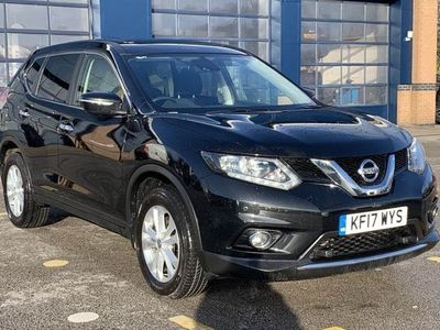 used Nissan X-Trail 2.0 dCi Acenta 5dr 4WD Xtronic