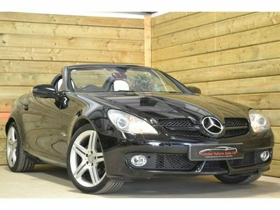 used Mercedes SLK200  SLK2dr Tip Auto 2LOOK EDITION, 1 OF 150 MADE! VIDEO IN ADVERT!