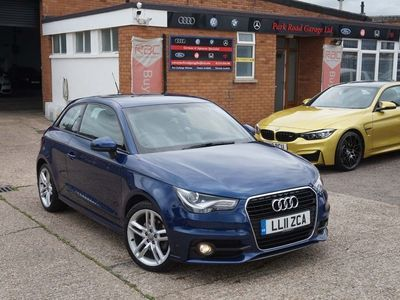 used Audi A1 1.4 TFSI S line S Tronic 3dr
