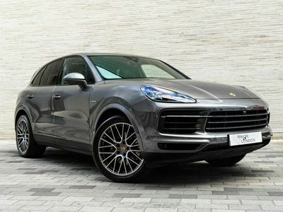 used Porsche Cayenne 3.0 V6 14.1kWh Tiptronic 4WD (s/s) 5dr