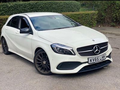 used Mercedes A200 A Class 2.1AMG Line (Premium) 7G-DCT (s/s) 5dr