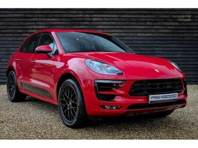used Porsche Macan GTS 3.0 5dr