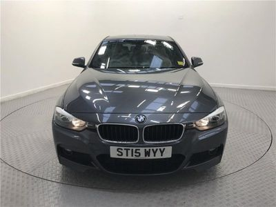 used BMW 325 3 Series D M Sport 4Dr [Business Media]