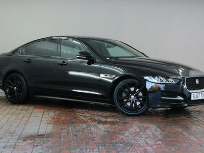 "used Jaguar XE SALOON 2.0 [250] R-Sport 4dr Auto [19"" Wheels, Power Point Socket x2]"