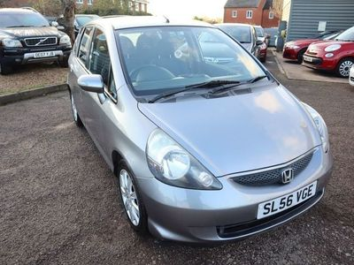 used Honda Jazz 1.3 DSI SE 5d 82 BHP SELLING TO THE TRADE