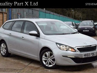 used Peugeot 308 SW 1.5 BlueHDi Active 5dr