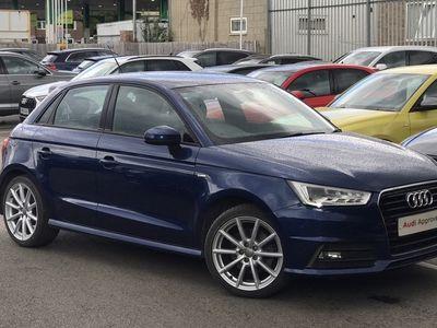 used Audi A1 Sportback 2016 Aylesbury TDI S LINE