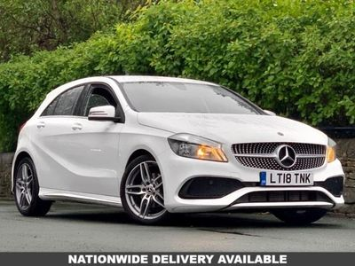 used Mercedes A160 A-Class 1.6AMG LINE 5d 102 BHP