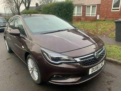 used Vauxhall Astra 1.4i Elite Nav 5dr