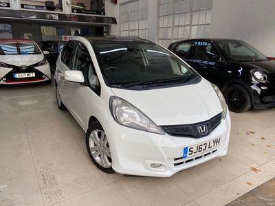 used Honda Jazz 1.4 i-VTEC EX CVT 5dr