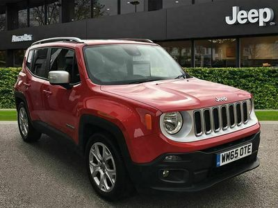used Jeep Renegade 1.6 Multijet Limited 5dr