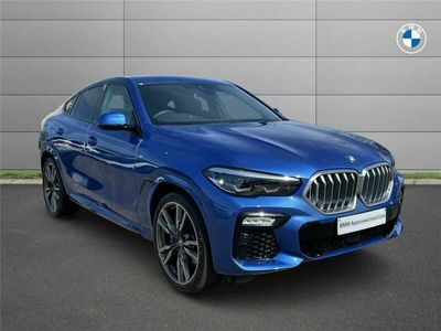 used BMW X6 xDrive30d M Sport