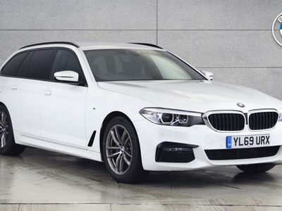 used BMW 520 5 Series i M Sport 5dr Auto