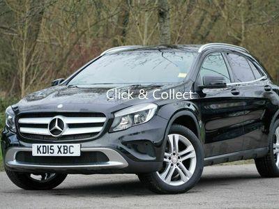 used Mercedes GLA220 Gla Class 2.1CDI Sport 4MATIC 5dr
