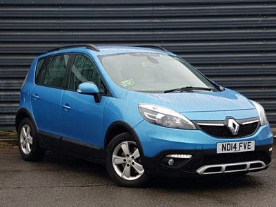 used Renault Scénic Xmod 1.6 dCi Dynamique TomTom Energy 5dr