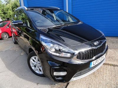 used Kia Carens 1.7 CRDi 2 DCT (s/s) 5dr