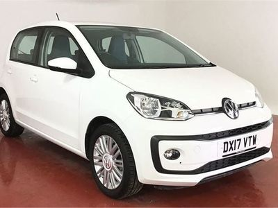 used VW up! 1.0 Move5dr [HOLDCROFT HAND PICKED USED CARS]