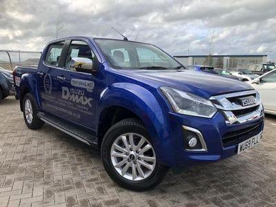 used Isuzu D-Max 1.9 Yukon Double Cab 4X4