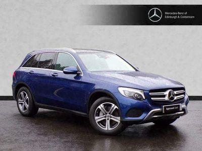 used Mercedes E250 GLC GLC d 4Matic Sport Premium Plus 5dr 9G-Tronic