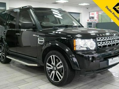 used Land Rover Discovery 3.0 SDV6 HSE LUXURY 5d 255 BHP REAR ENTERTAINMENT 2 KEYS