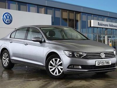 used VW Passat 2.0 TDI S 150PS DSG Auto 4-Door