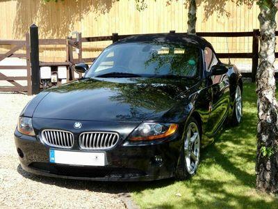 used BMW Z4 3.0i SE 2dr