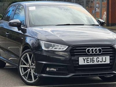 used Audi A1 2016 Darlington 1.4 TFSI 150 Black Edition 5dr S Tronic